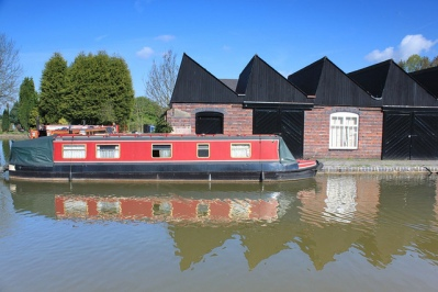 Tardebigge canal