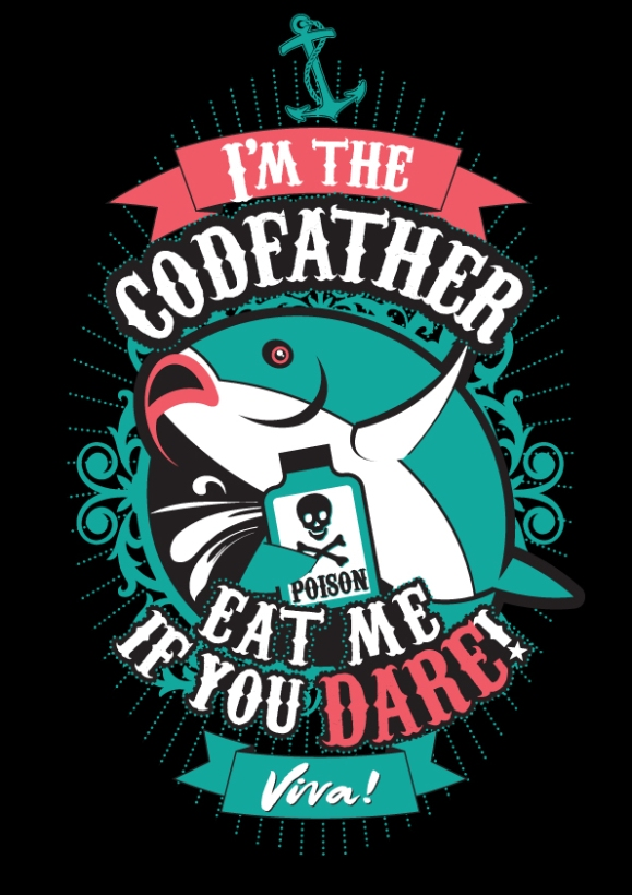 I'm the codfather
