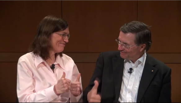 Dr. Terrence Sejnowski & Barbara Oakley